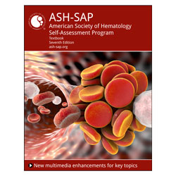 ASH Self-Assessment Program, Seventh Edition, Digital