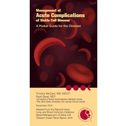 Management of Acute Complications in Sickle Cell Anemia